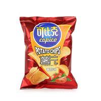 60G可比克蕃茄味薯片